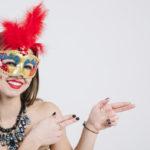 Il trucco di Carnevale perfetto per tutte le donne, dalle piccine alle adulte